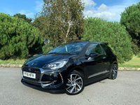 USED 2016 16 DS AUTOMOBILES DS 3 CABRIO 1.6 BLUEHDI PRESTIGE S/S convertible LOW MILES 1 OWNER FSH CONVERTIBLE THATS ECONOMICAL TO TAX RUN AND INSURE
