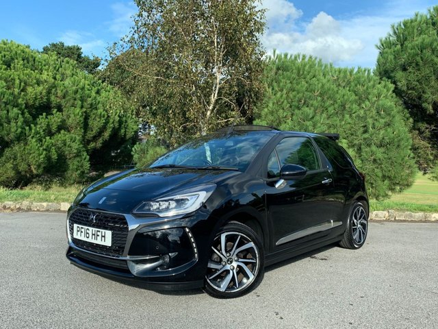 View our DS AUTOMOBILES DS 3 CABRIO