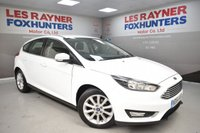 USED 2015 64 FORD FOCUS 1.6 TITANIUM TDCI 5d 114 BHP Park sensors, Cheap Tax, DAB Radio, Bluetooth