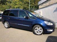 USED 2010 60 FORD GALAXY 2.0 TITANIUM TDCI 5d 138 BHP