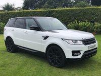 2014 LAND ROVER RANGE ROVER SPORT 3.0 SDV6 HSE 5d AUTO 288 BHP £SOLD
