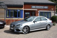 USED 2013 63 MERCEDES-BENZ E CLASS 2.1 E250 CDI AMG SPORT 4d AUTO 202 BHP FULL SERVICE HISTORY! NAVIGATION!