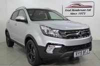 USED 2019 19 SSANGYONG KORANDO 2.2 LE 5d 176 BHP Automatic
