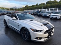 USED 2018 18 FORD MUSTANG 5.0 SHADOW EDITION 2d 410 BHP SHELBY GT-H HERTZ Clone with thousands in options