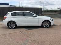 USED 2014 64 BMW 1 SERIES 2.0 116D SPORT 5d 114 BHP