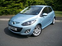 USED 2011 11 MAZDA 2 1.6 D SPORT 5d 94 BHP DEMO Plus One Careful Lady Owner From New,  JUST 37,000 Miles with Mazda Dealership Service History!!!