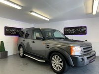 2008 LAND ROVER DISCOVERY 2.7 3 TDV6 SE 5d AUTO 188 BHP