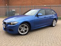 USED 2013 13 BMW 3 SERIES 2.0 320D XDRIVE M SPORT TOURING 5d 181 BHP