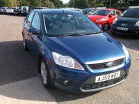 USED 2009 59 FORD FOCUS 1.6 STYLE TDCI 5d 109 BHP Great Value Focus, Drives Well Only 3 Former Keepers!