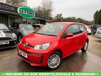 USED 2017 67 VOLKSWAGEN UP 1.0 MOVE UP 3d 60 BHP