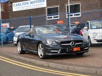 2012 MERCEDES-BENZ SLK 1.8 SLK250 BLUEEFFICIENCY AMG SPORT 2d AUTO £11995.00