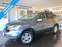 USED 2012 12 HONDA CR-V 2.2 I-DTEC SE PLUS 5d 148 BHP