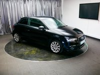 USED 2012 12 AUDI A1 1.2 TFSI SE 3d 84 BHP £0 DEPOSIT FINANCE AVAILABLE, AIR CONDITIONING, AUTOMATIC HEADLIGHTS, BLUETOOTH CONNECTIVITY, CLIMATE CONTROL, HEATED DOOR MIRRORS, START/STOP SYSTEM, STEERING WHEEL CONTROLS , TRIP COMPUTER, VOICE CONTROLS