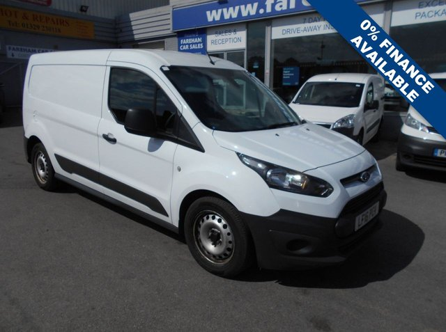 USED 2016 16 FORD TRANSIT CONNECT 1.6 210 P/V 1d 94 BHP FANTASTIC CONDITION AND DRIVE
