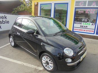 2015 FIAT 500 1.2 POP STAR 3d 69 BHP £5000.00