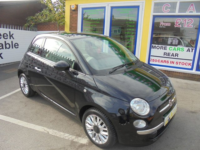USED 2015 15 FIAT 500 1.2 POP STAR 3d 69 BHP JUST ARRIVED NO FINANCE AVAIBLE