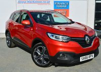 USED 2016 66 RENAULT KADJAR 1.6 DYNAMIQUE S NAV DCI 5d 130 BHP PREVIOUSLY LOCALLY OWNED