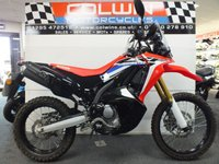 USED 2018 18 HONDA CRF250 RALLY 250cc 24 BHP LOW MILES!!! MINT CONDITION!!!