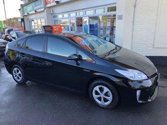 2016 TOYOTA PRIUS 1.8 T3 VVT-I 5d AUTO 99 BHP £15999.00