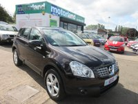 USED 2009 09 NISSAN QASHQAI 1.5 ACENTA DCI 5d 105 BHP ** FULL SERVICE HISTORY ** DIESEL *