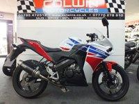2018 HONDA CBR125 125cc  £3295.00