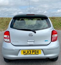 USED 2013 13 NISSAN MICRA 1.2 12v 30th Anniversary 5dr LOW MILES! NEW MOT! £30 TAX!
