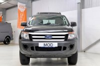 USED 2014 FORD RANGER 2.2 TDCi XL Double Cab Pickup 4x4 4dr (EU5) EX MINISTRY OF DEFENCE 10250 +