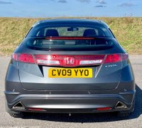 USED 2009 09 HONDA CIVIC 1.8 i-VTEC ES 5dr PAN ROOF! AUTO! CRUISE!