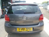 USED 2011 61 VOLKSWAGEN POLO 1.2 Match 5dr 1.2CC - LOW INSURANCE GROUP