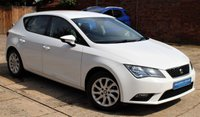USED 2014 64 SEAT LEON 1.2 TSI SE 5d 105 BHP **** £30 ROAD TAX * BLUETOOTH * AIR CONDITIONING ****