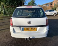 USED 2008 08 VAUXHALL ASTRA LIFE A/C CDTI