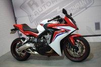 2014 HONDA CBR650 FA-E  £3990.00