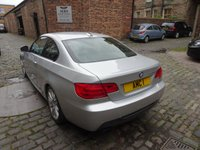 USED 2013 13 BMW 3 SERIES 2.0 320D M SPORT 2d AUTO 181 BHP (Drive Away Today)