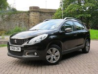 USED 2017 66 PEUGEOT 2008 1.6 BLUE HDI ACTIVE 5d 75 BHP