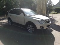 USED 2012 62 VAUXHALL ANTARA 2.2 SE NAV CDTI 4WD S/S 5d 182 BHP
