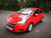 USED 2016 65 VAUXHALL CORSA 1.4 ENERGY AC ECOFLEX 3d 74 BHP CALL OUR SUPER FRIENDLY TEAM FOR MORE INFO 02382 025 888