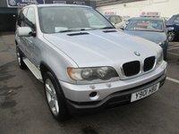 2001 BMW X5 3.0 SPORT 24V 5d AUTO 228 BHP £2995.00