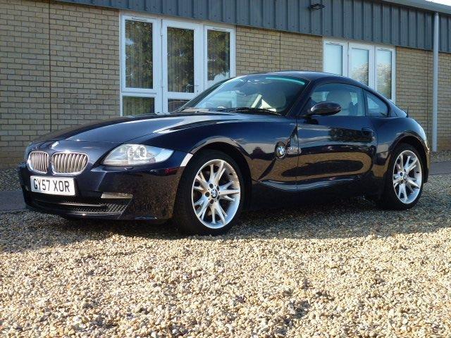 2007 57 BMW Z4 3.0 Z4 SI SE COUPE 2d 262 BHP
