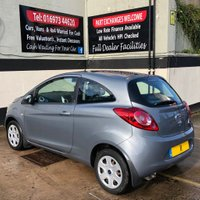 USED 2011 11 FORD KA 1.2 EDGE 3DR 69 BHP, ONLY £30 TAX & INSURANCE GROUP 3 EXTREMELY LOW RUNNING COSTS & AIR CON