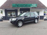 2007 LAND ROVER FREELANDER 2.2 TD4 HSE 5d AUTO 159 BHP £6495.00