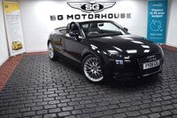 USED 2008 08 AUDI TT 2.0 T Roadster S Tronic 2dr Two Tone interior, BOSE AUDIO