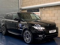 USED 2015 W LAND ROVER RANGE ROVER SPORT 3.0 SD V6 HSE SUV 5dr Diesel Automatic 4X4 (s/s) (199 g/km, 288 bhp) +FULL SERVICE+WARRANTY+FINANCE