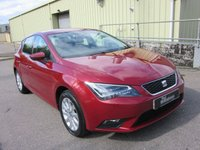 2014 SEAT LEON 1.6 TDI SE TECHNOLOGY DSG 5d AUTO 105 BHP £6995.00