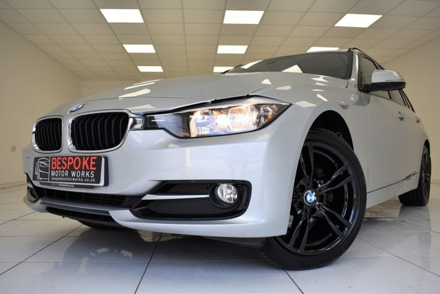 2012 62 BMW 3 SERIES 320D SPORT TOURING 5 DOOR