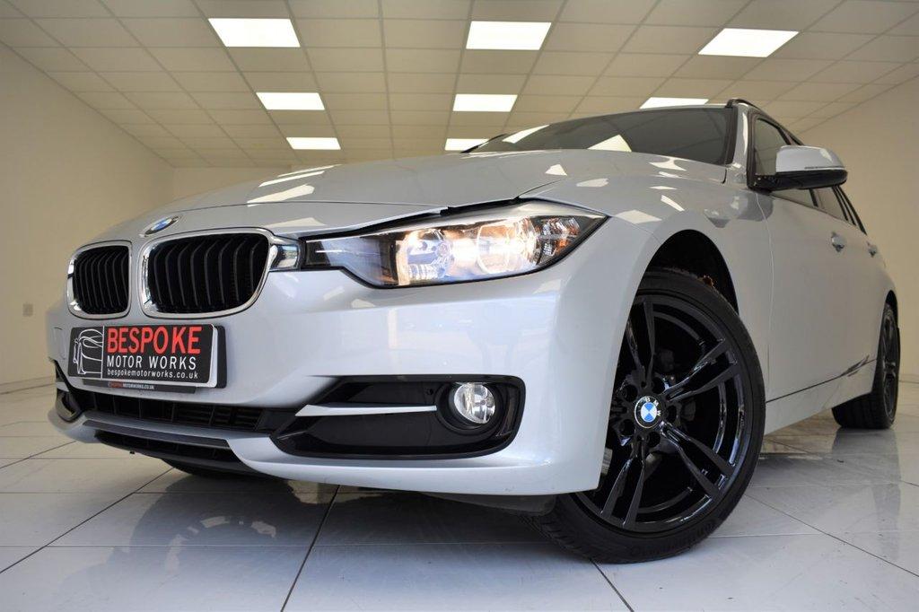 USED 2012 62 BMW 3 SERIES 320D SPORT TOURING 5 DOOR