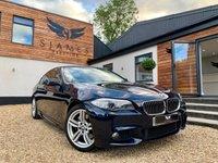 USED 2011 61 BMW 5 SERIES 3.0 530D M SPORT 4d 242 BHP