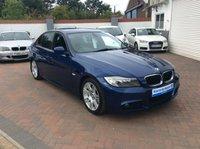 USED 2011 61 BMW 3 SERIES 2.0 318D M SPORT 4d 141 BHP