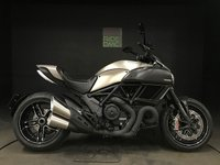 2015 DUCATI DIAVEL TITANIUM. ONLY 500 MADE. 865 MILES. 3 SERVICES. COLLECTORS BIKE  £14500.00