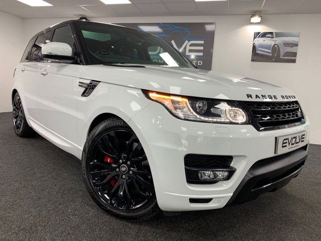 2015 15 LAND ROVER RANGE ROVER SPORT 3.0 SDV6 AUTOBIOGRAPHY DYNAMIC 5d AUTO 288 BHP