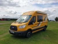 USED 2018 18 FORD TRANSIT CAMPERVAN CONVERSION 2.0 350 L3 H3 P/V 1d 129 BHP